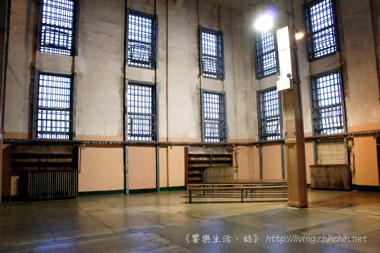 《美西公路自助旅行》舊金山惡魔島 Alcatraz 饗樂生活誌