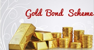 Sovereign Gold Bond Scheme 2019 - 20