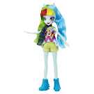 My Little Pony Equestria Girls Legend of Everfree Geometric Rainbow Dash Doll