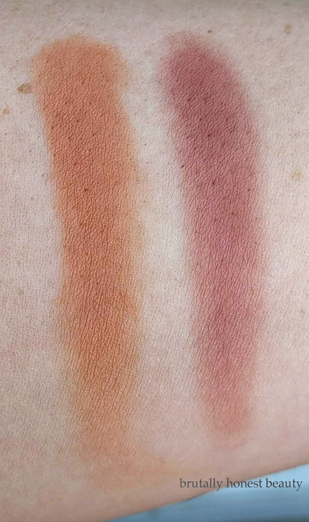 Wet N Wild Comfort Zone swatches