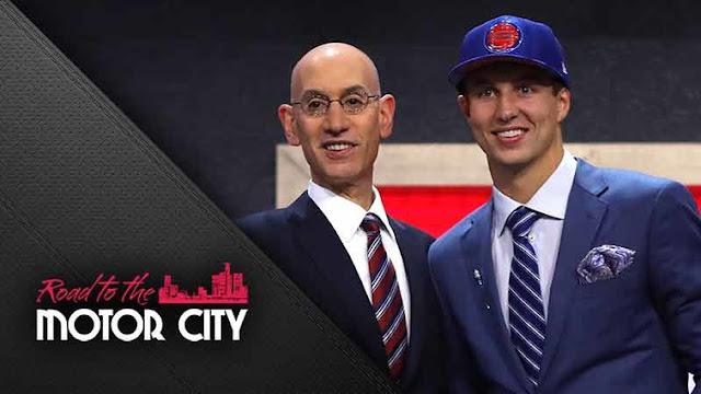 Luke Kennard drafté par les Pistons | PistonsFR, actualité des Detroit Pistons en france