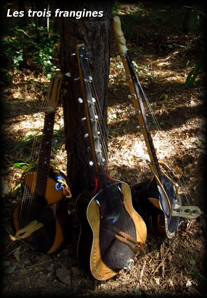 N'Goni hybride guitare