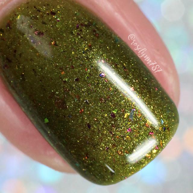 Night Owl Lacquer - Pining For Fall