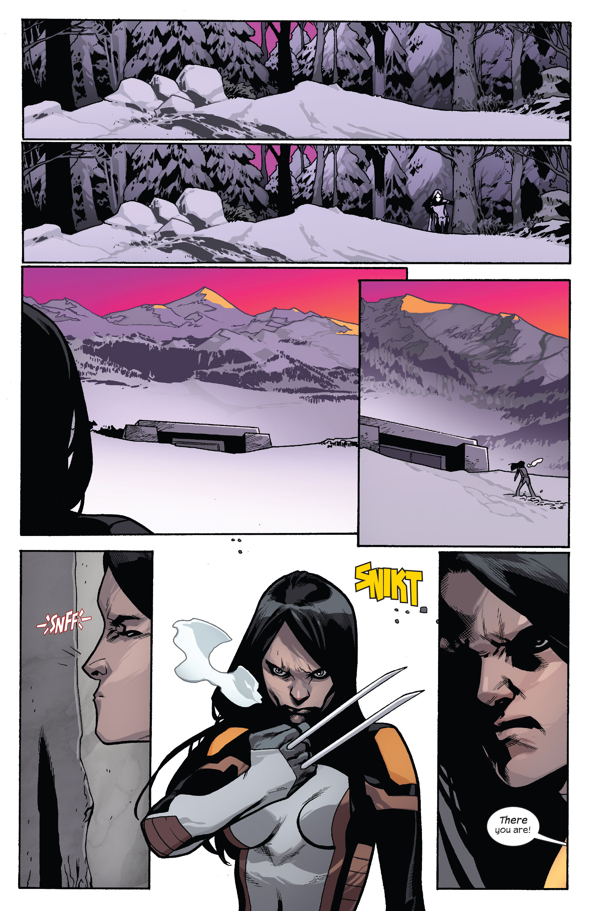 Read online All-New X-Men (2013) comic -  Issue #33 - 7