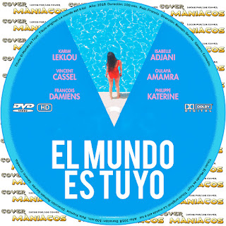 GALLETA EL MUNDO ES TUYO - LE MONDE EST A TOI (The World is Your) - 2018