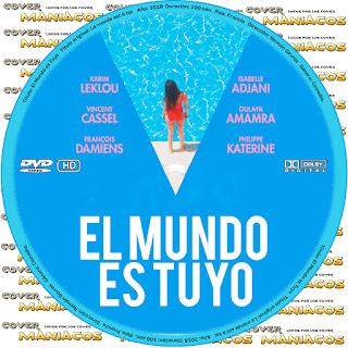 GALLETAEL MUNDO ES TUYO - LE MONDE EST A TOI (The World is Your) - 2018