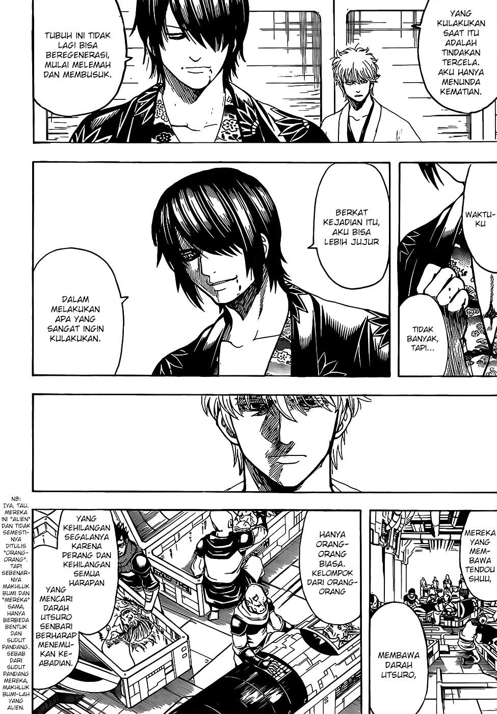 Gintama Chapter 682-6