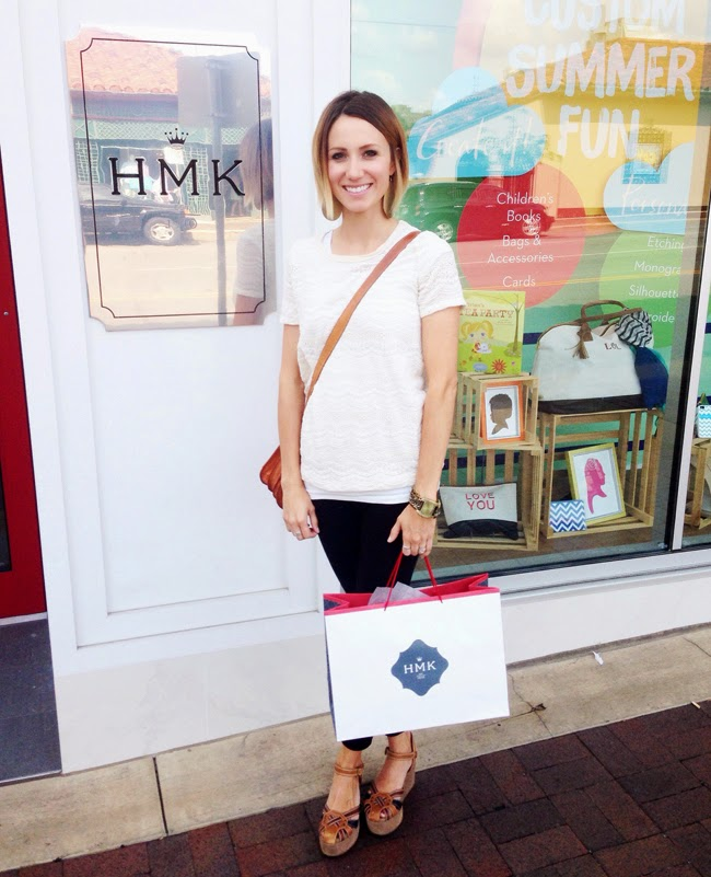 HMK- a new boutique from Hallmark
