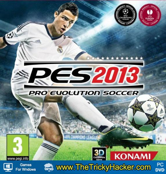 [ PES ] Pro Evolution Soccer 2013 Free Download Full Version Game PC