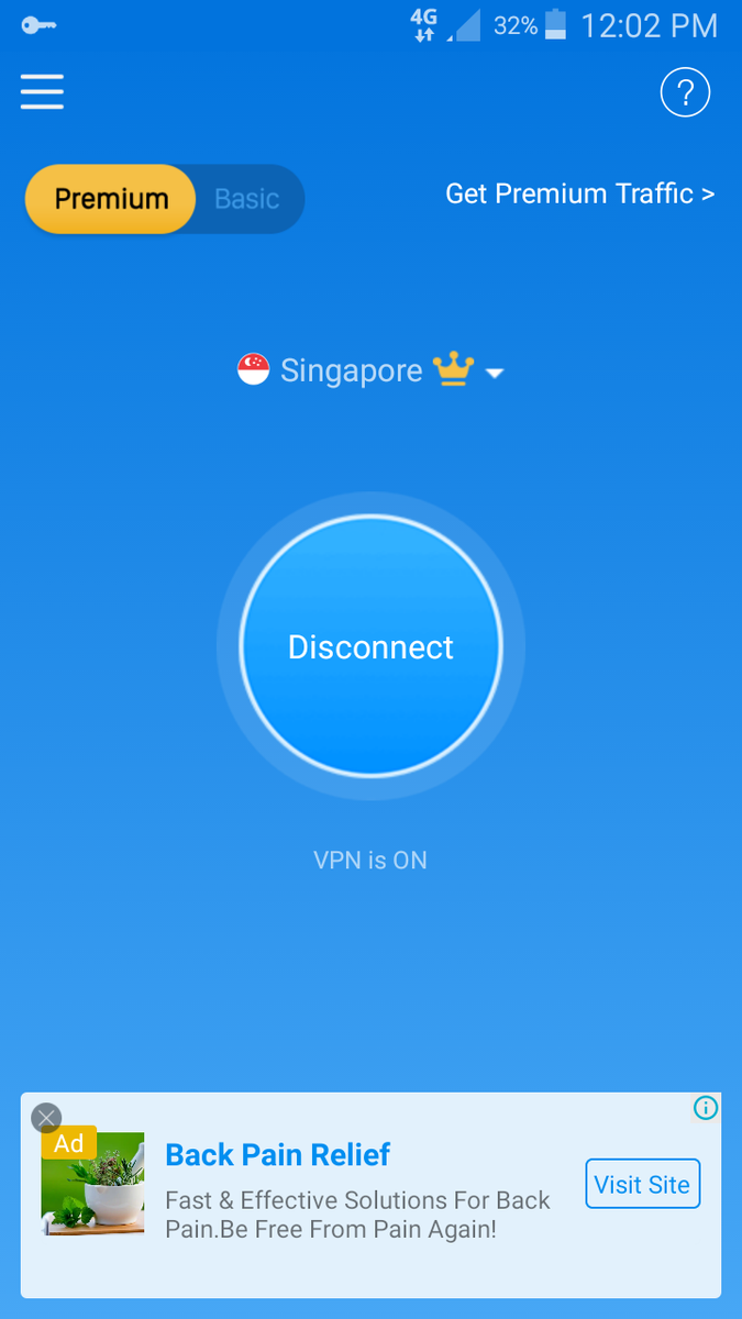 SkyVPN-Best Free VPN