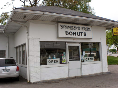 Farmers Markets and World's Fair Donuts