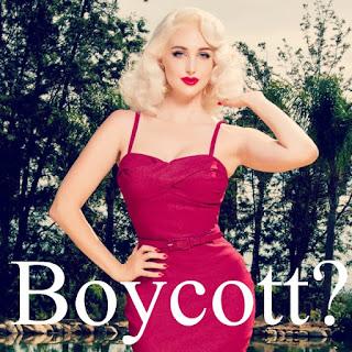 Boycott pin-up girl clothing,