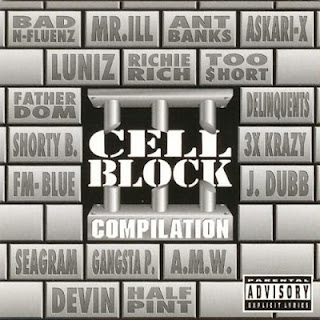 VA - Cell Block Compilation (1996) FLAC+320