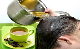 Cara Mengatasi Rambut  Beruban Dan Rontok