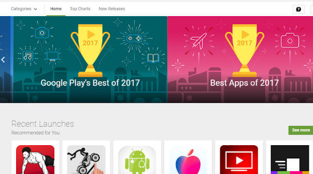 best apps in gOOgle play 2017