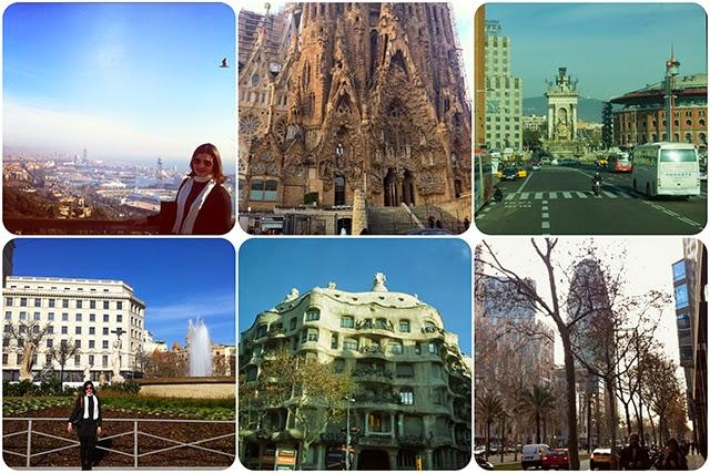 Dica de Viagem : Espanha : Barcelona