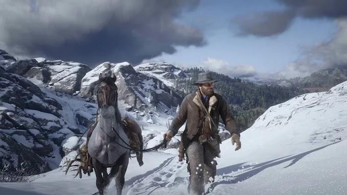 تسريبات للعبة Red Dead Redemption