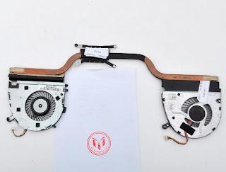 Headsink + Fan Dell Vostro 5470