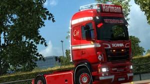Scania RJL Hartmann Skin [1.31]