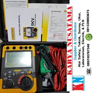 Jual Megger Contant Insulation Tester 5000V di Depok