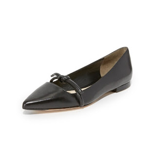 3.1 Phillip Lim Mary Jane Pointed Flats