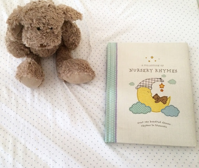 ted and baby nursery book