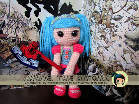 2-PATTERN PACK! Japanese Anime School Girl Amigurumi Doll (9 ... | 210x280