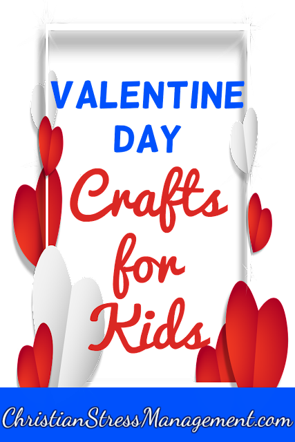 Valentine day crafts for kids