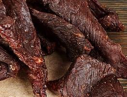 flank steak beef jerky oven