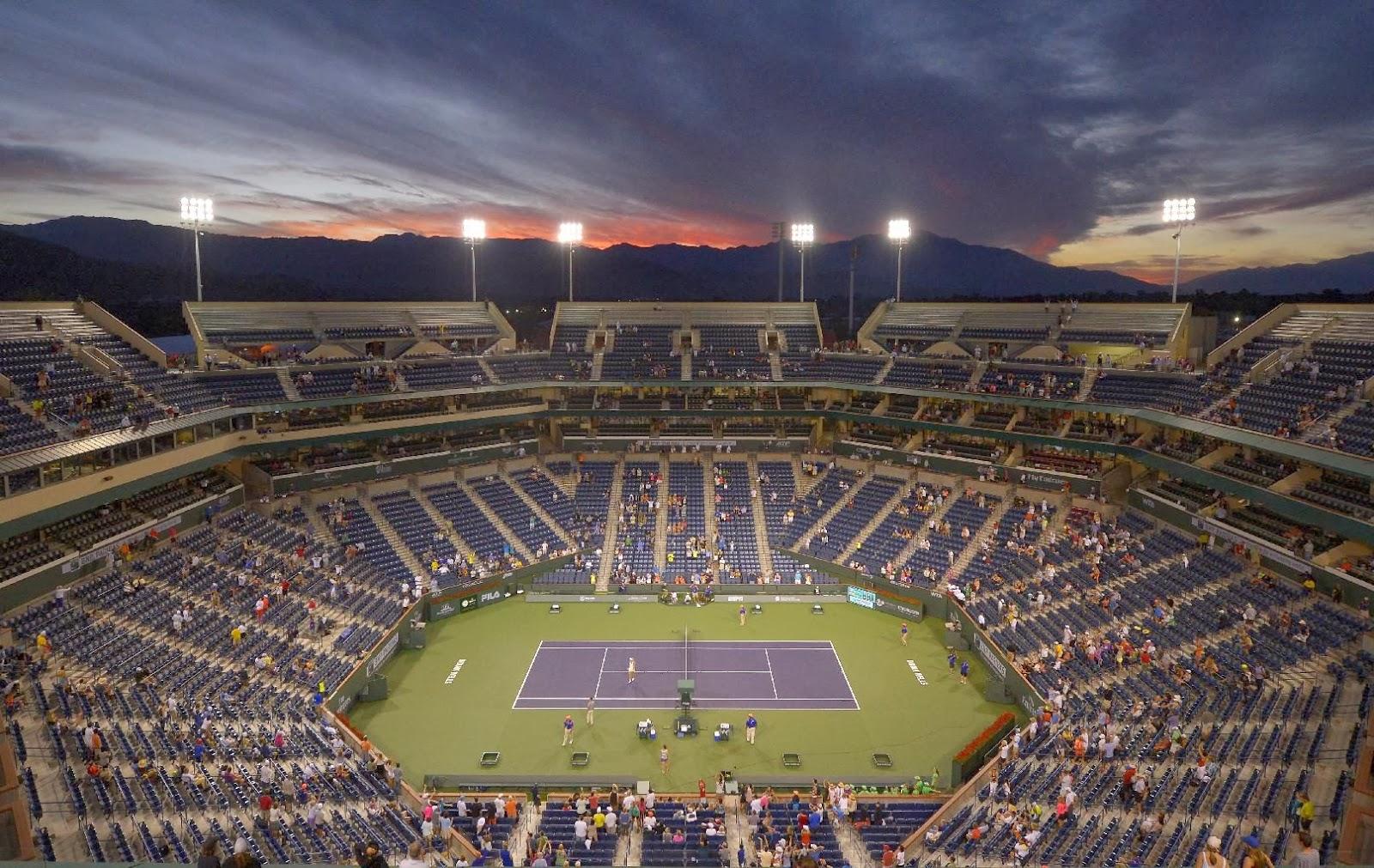 tennis the game of passion blog bnp paribas open 2014. Black Bedroom Furniture Sets. Home Design Ideas