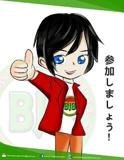 BJB Aome sanka shimashou