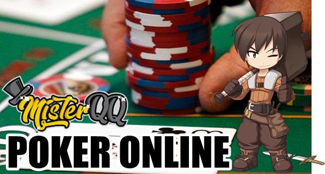 Bermain Poker Online Di MisterQQ