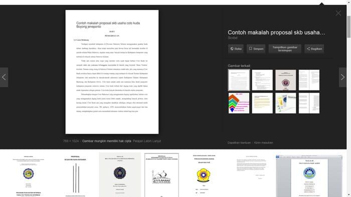 Cara Penulisan Proposal | Contoh Makalah Proposal yang Baik dan Benar