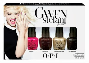 Gwen Stefani e a sua marca de esmaltes marcantes, vem ver!