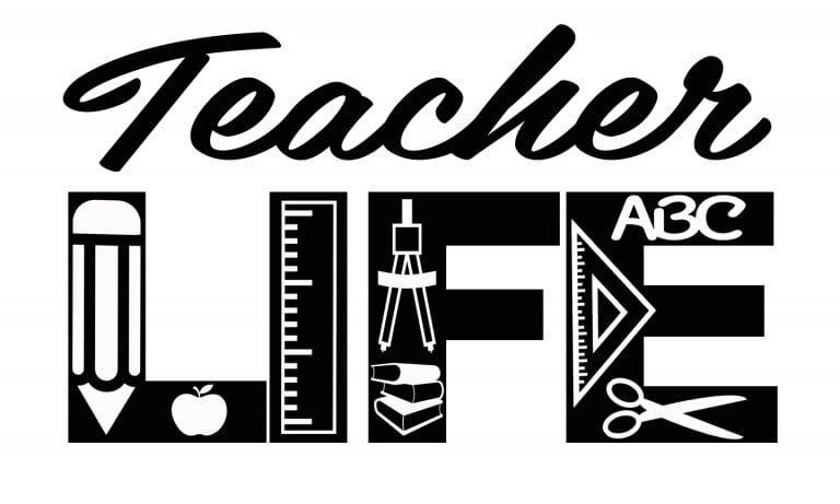 Teacher Definition SVG  Cut File  Cricut  Commercial use  Silhouette  DXF file  Teacher Shirt  Teacher Life SVG  School Svg
