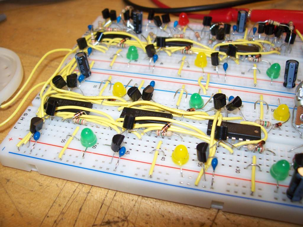 Nothing For Now 555 Contest Whack A Mole Style Game Here Is My Main Circuits Stub At Schematics Blog
