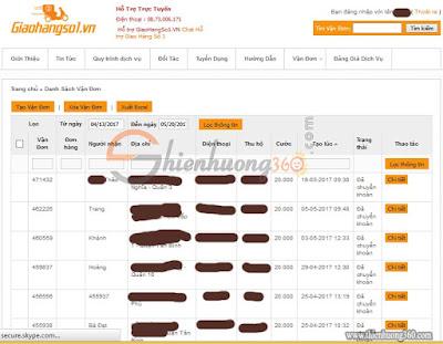 Dịch vụ chuyển phát nhanh uy tín chất lượng - giao hàng số 1 TPHCM