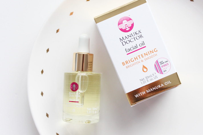 MANUKA DOCTOR | Brightening Facial Oil Review - CassandraMyee
