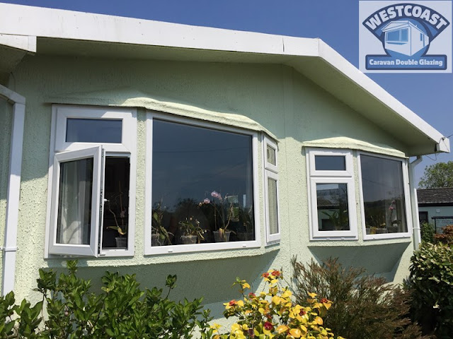 mobile home double glazing windows and doors