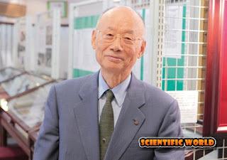 Nobel Prize winner Satoshi Ōmura