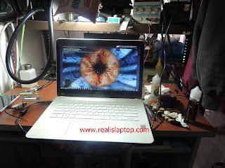 Service VGA Laptop Sony Vaio SVF1431956W - Sering Hang