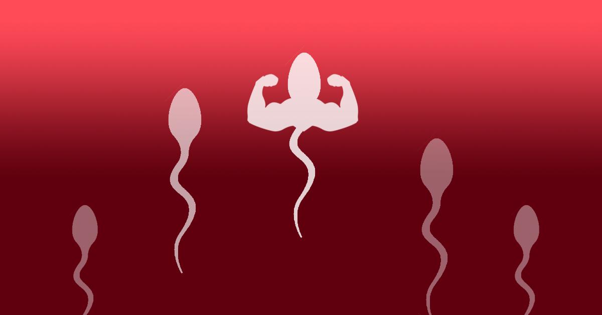 vitaminas para hombres esperma
