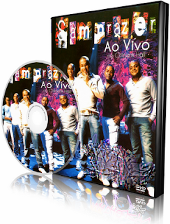 DVD Samprazer – Ao Vivo No Citibank Hall (2010)