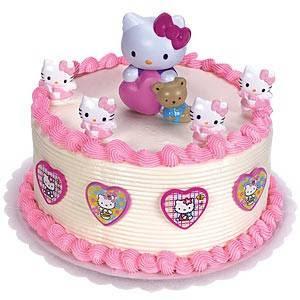 Foto Kue Hello Kitty Gambar Cake Happy Birthday Selamat Ulang Tahun