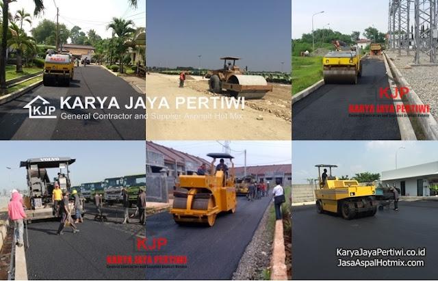 Jasa Pengaspalan Bandung, Jasa pengaspalan cikarang, kontraktor pengaspalan cikarang