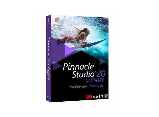 Pinnacle Studio 20 Ultimate v-20.6.0 Free Download