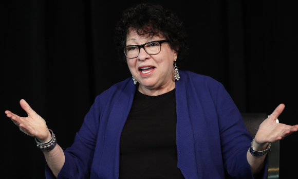 Sotomayor at work after health scare
