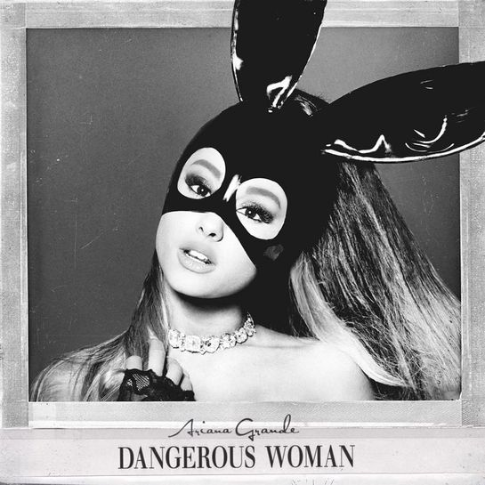 VYNE-L Ariana Grande Dangerous Woman album review - Liam Smith