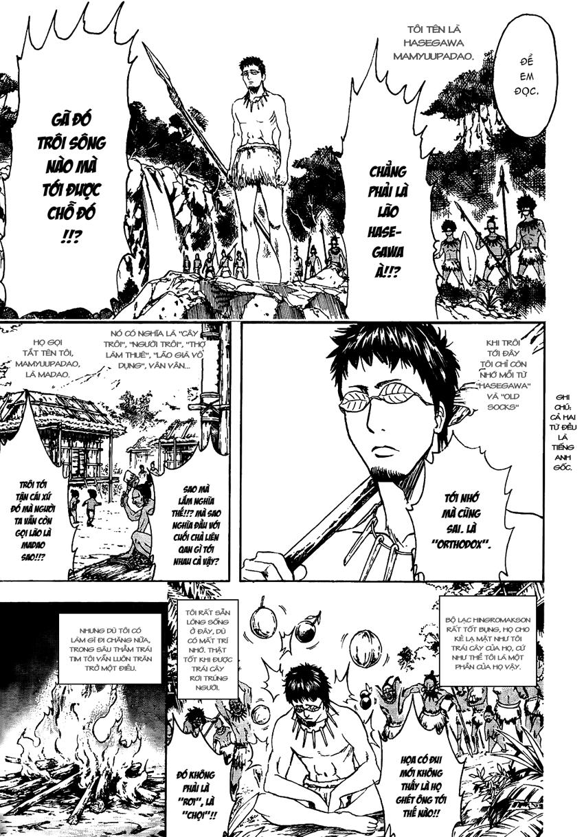 Gintama Chap 294 page 16 - Truyentranhaz.net