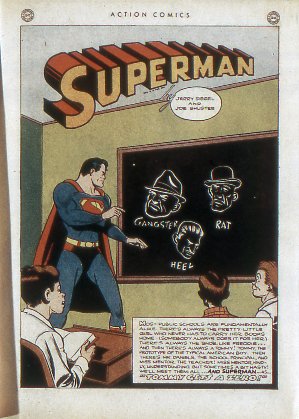Read online Action Comics (1938) comic -  Issue #84 - 4